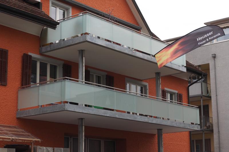 O Hadorn Ag Stahlturen Brandschutzturen Treppen Balkonanbauten