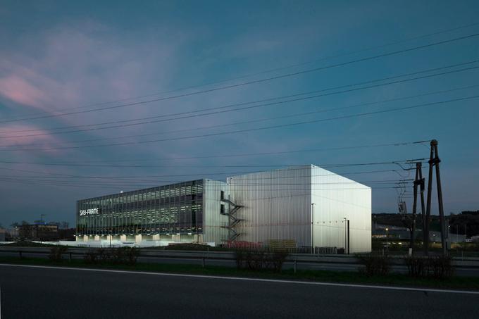 Gewerbebauten - Peter Kunz Architektur